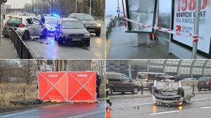 Dwoje zabitych, 14 osób rannych i masa kolizji. Świąteczny weekend