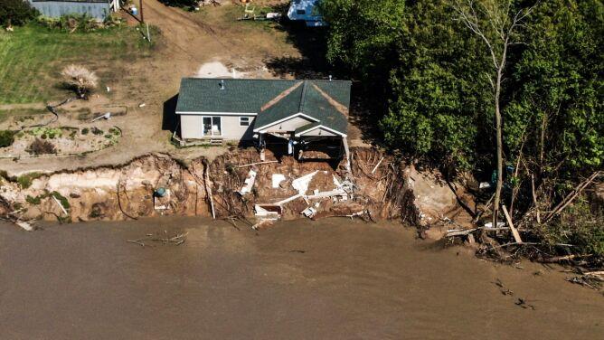 """""""Powódź 500-lecia"""" w stanie Michigan. <br />Rekordowy poziom wody"""