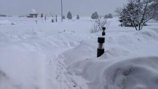 Rekordowe opady śniegu. W jeden dzień nasypało tyle, co w rok