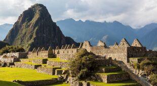 Machu Picchu to najlepiej zachowane miasto Inków