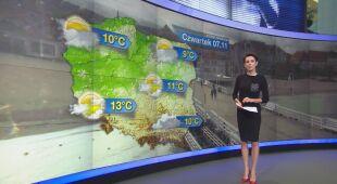 Dorota Gardias o pogodzie w najbliższych godzinach